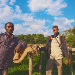 Men On Farm