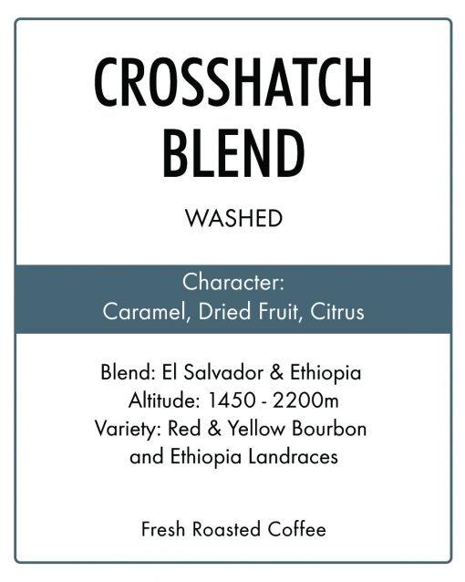 Crosshatch Blend