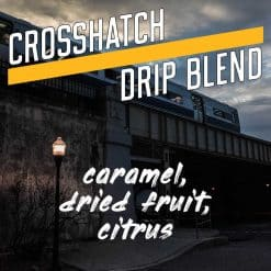 crosshatch coffee blend