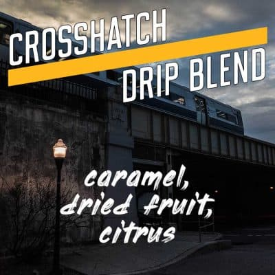 crosshatch coffee blend