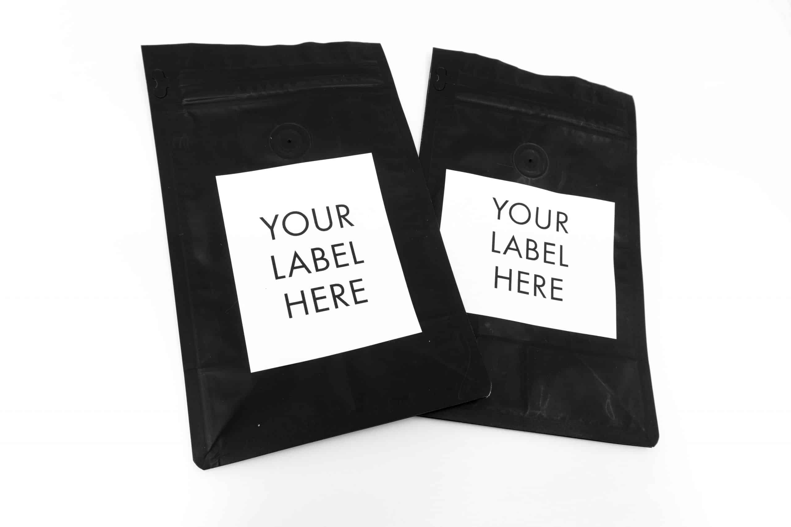 Private Label Dropshipping Coffee Bags And Labels