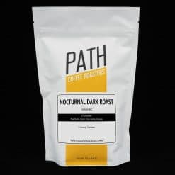nocturnal dark roast sumatra coffee