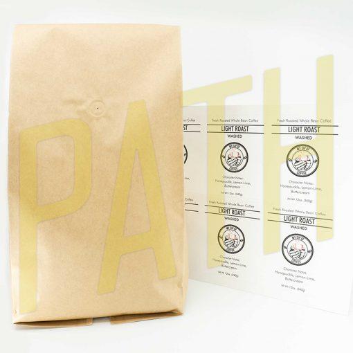 Private Label Bag Sheets 5Lb Wm